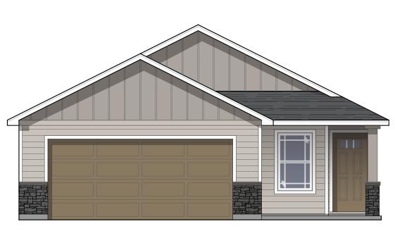 1259-Sutter-Butte-Front-Elevation