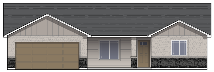 1303-White-Cloud-Front-elevation