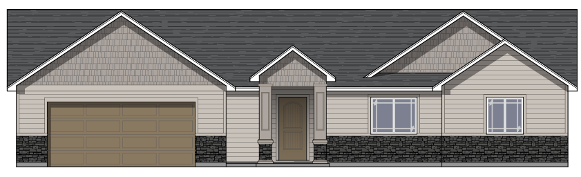 1812-Clearwater-Front-elevation