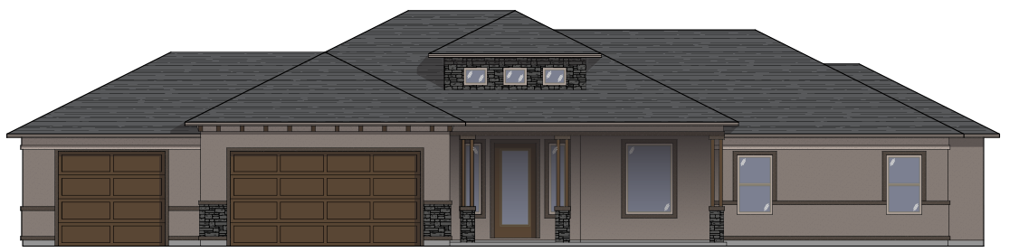 2382-Sonora-Front-elevation