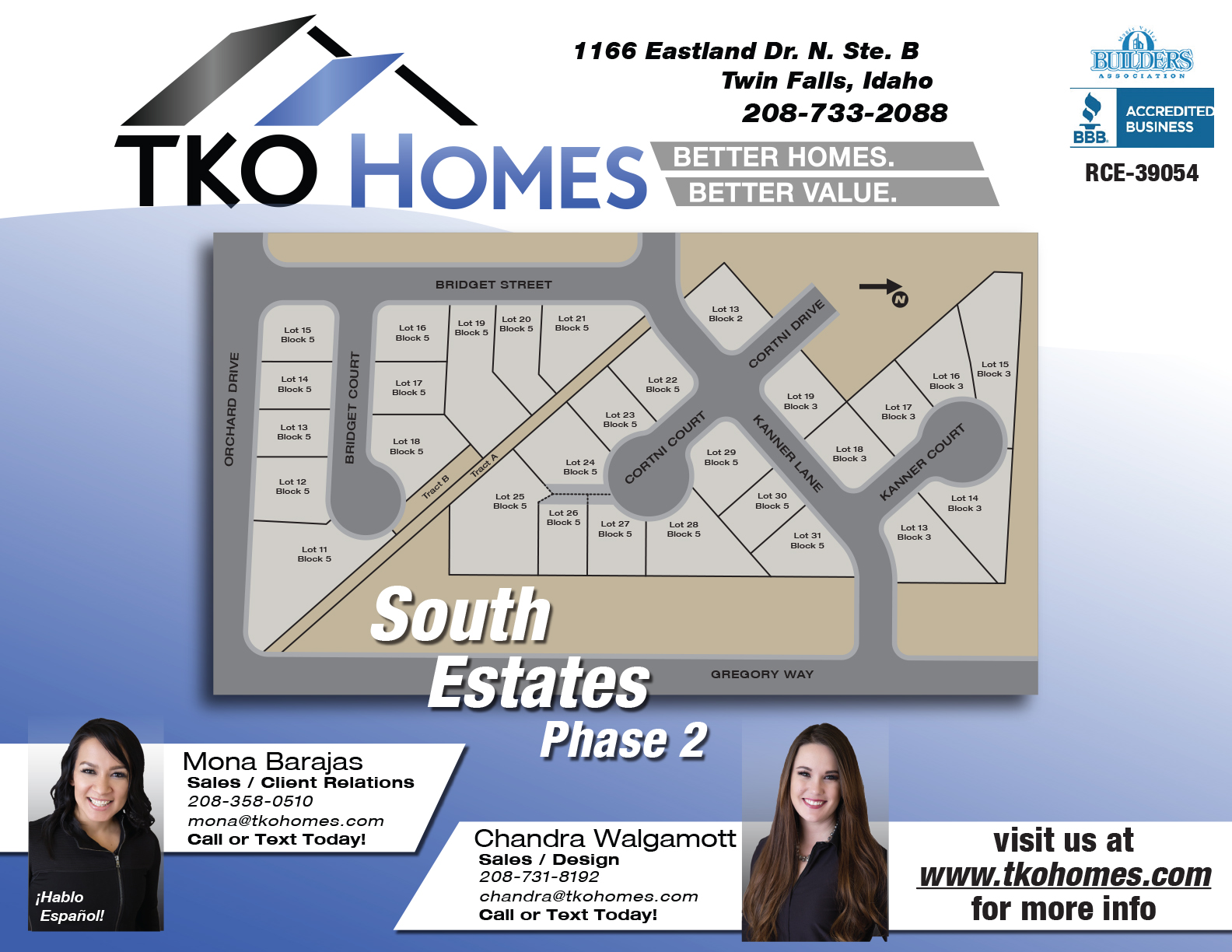 South Estates Phase 2 Flyer for Website